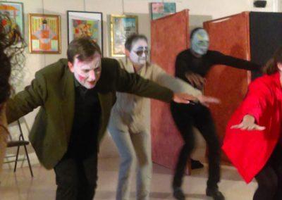 Atelier de théâtre bilingue pour adultes
