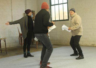 Ateliers de théâtre pour adultes de plus de 16 ans à Courbevoie