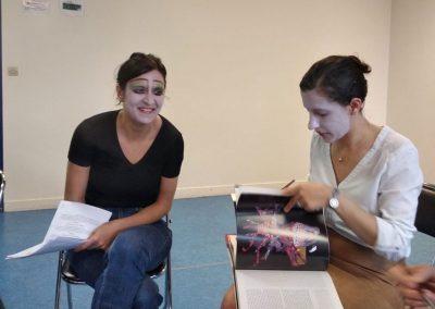 Ateliers de théâtre pour adultes