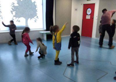 Ateliers de théâtre bilingue anglais-français pour jeunes enfants